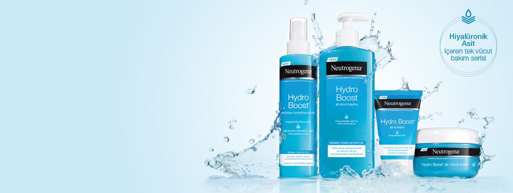 Neutrogena® En Çok Satan Vücut Bakım Ürünleri