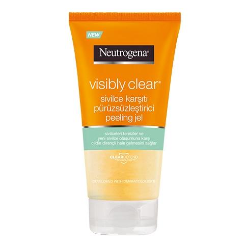 Visibly Clear® Sivilce Karşıtı Pürüzsüzleştirici Peeling Jel