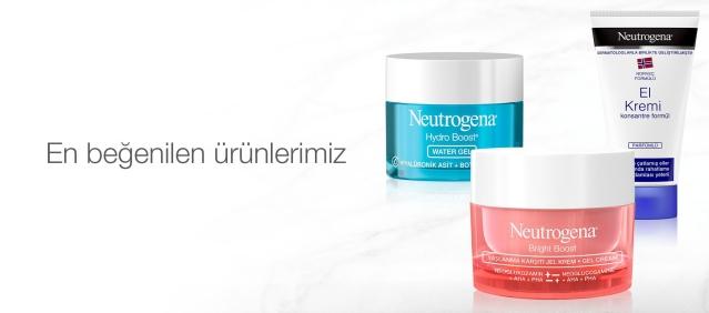 Neutrogena® En Çok Satanlar & Ödüllü Ürünler