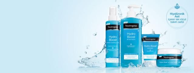 Neutrogena® Hydro Boost® Vücut Bakımı