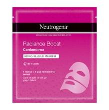 Radiance Boost Canlandırıcı Hidrojel Işıltı Maskesi