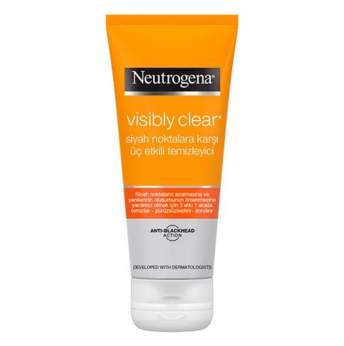Visibly Clear® Siyah Noktalara Karşı Üç Etkili Temizleyici