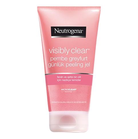 Visibly Clear® Pembe Greyfurt Günlük Peeling Jel
