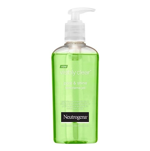 Visibly Clear® Pore & Shine Temizleme Jeli