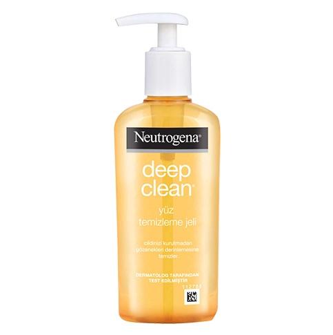 Deep Clean® Yüz Temizleme Jeli