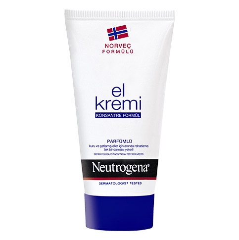 Norveç Formülü El Kremi (Parfümlü)