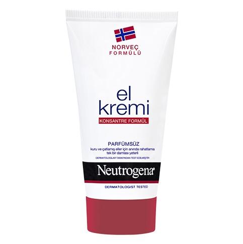 Norveç Formülü El Kremi (Parfümsüz)