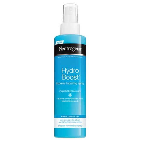 Hydro Boost® Ekspres Nemlendirici Sprey