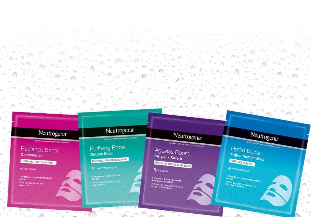 Neutrogena® Maske Serisi